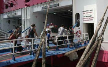 Ταξίδι με πλοίο: Πληρότητα έως 55% μέχρι τις 15 Ιουνίου και μάσκα για επιβάτες και πλήρωμα πρότειναν οι ακτοπλόοι