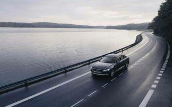 Η Volvo θέτει όριο ταχύτητας τα 180 χλμ/ώρα