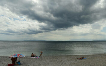 Καιρός: Καλοκαίρι μέχρι... αύριο - Έρχονται βροχές, καταιγίδες και πτώση της θερμοκρασίας