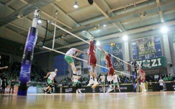 Αλλαγή της τελευταίας στιγμής στην Volley League: Ημιτελικοί σε ΟΑΚΑ, τελικοί στις έδρες των ομάδων που θα προκριθούν