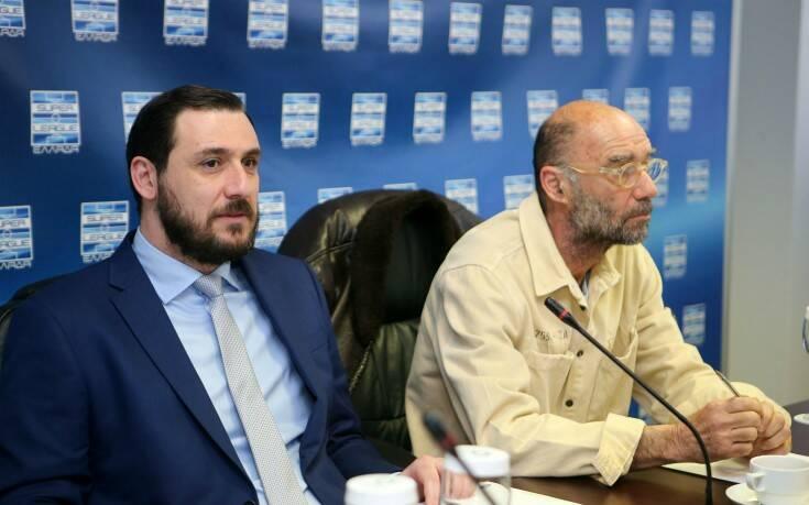 Super League: Χορηγικό πρόγραμμα τριετίας με 6 εκατ. ευρώ παρουσίασε ο Λυσάνδρου