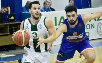 Basket League: Μένει Α2 ο Ολυμπιακός, προβιβάζεται ο Διαγόρας Δρυοπιδέων
