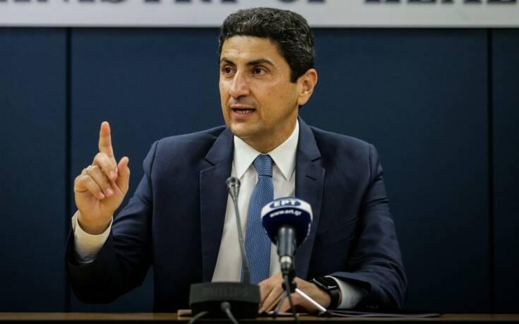 Αυγενάκης: Κυβερνητική απόφαση οι εκλογές της ΕΠΟ το φθινόπωρο