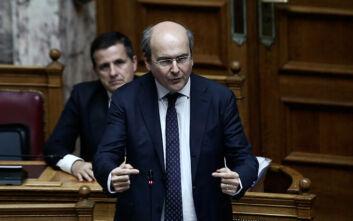 Σφοδρή επίθεση Χατζηδάκη σε ΣΥΡΙΖΑ για εμπάθεια, κομματικό μένος και δημαγωγία