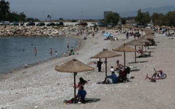 Γώγος για παραλίες: Σε απόσταση μικρότερη του 1 μέτρου θα έχουμε πιθανή μετάδοση κορονοϊού