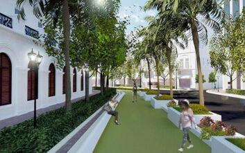 Ο «Μεγάλος Περίπατος της Αθήνας»: Έτσι θα γίνει το κέντρο της πρωτεύουσας