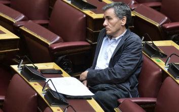 Τσακαλώτος: Η Νέα Δημοκρατία συνεχίζει την παράδοσή της στις αξιόπιστες και σταθερές προβλέψεις