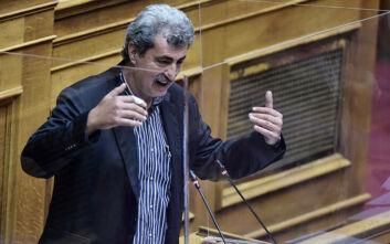 Πολάκης: Απόδειξη συντριπτικής ήττας η πρόταση της ΝΔ για διεύρυνση του κατηγορητηρίου