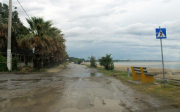 Πλημμύρες, κατολισθήσεις και διακοπές ρεύματος από την κακοκαιρία στη Βόρεια Ελλάδα