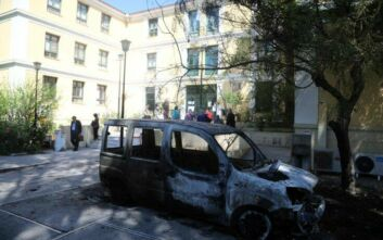 Ένωση Εισαγγελέων Ελλάδος για επίθεση στο προαύλιο της Ευελπίδων: Δεν πτοούμαστε από τέτοιες άνανδρες ενέργειες