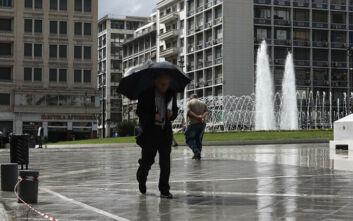 Καιρός: Αλλαγή σκηνικού την Κυριακή με βροχές και καταιγίδες