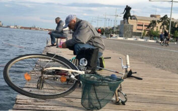 Οι ιστορίες των παραδοσιακών ψαράδων στην παραλία της Θεσσαλονίκης