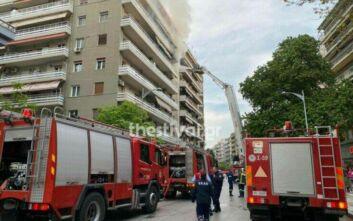 Πέθανε η 81χρονη μητέρα από την τραγωδία του Πάσχα στη Θεσσαλονίκη: Ο γιος της κατηγορείται ότι έκαψε τον πατέρα του