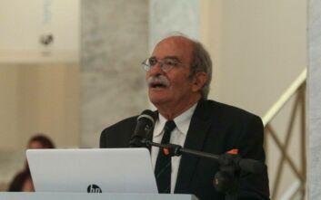 Το αντίο των πρυτανικών Αρχών του ΑΠΘ στον καθηγητή Γιάννη Σειραδάκη