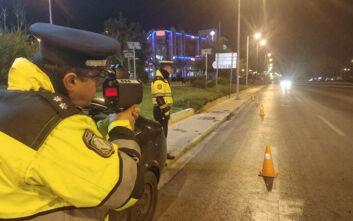 Νέα επιχείρηση της Τροχαίας για να βάλει «φρένο» σε κόντρες στους δρόμους