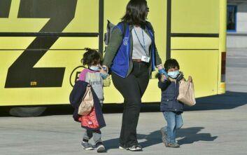 Αναχώρησαν σήμερα για Ελβετία 23 ανήλικοι πρόσφυγες για να επανενωθούν με τις οικογένειές τους