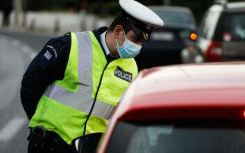 Στις 27 οι παραβάσεις για τη μη χρήση μάσκας και την τήρηση των αποστάσεων