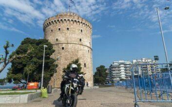 Εντατικοί έλεγχοι σε δρόμους και καταστήματα στη Θεσσαλονίκη για τα μέτρα προστασίας