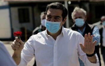 Κόντρα ΝΔ - ΣΥΡΙΖΑ για το άρθρο του Αλέξη Τσίπρα με τις προτάσεις για την Υγεία
