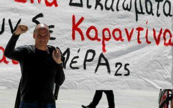 Βαρουφάκης: Το 5ο μνημόνιο έρχεται και θα είναι απάνθρωπα σκληρό για τους εργαζόμενους