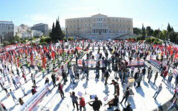 Διαδηλώσεις στον αστερισμό του... κορονοϊού