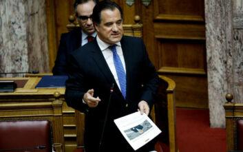 Γεωργιάδης: Η Ελλάδα πέτυχε μία από τις καλύτερες οικονομικές επιδόσεις, για το πρώτο τρίμηνο του 2020