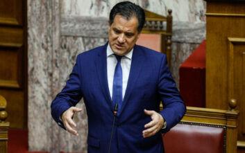 Γεωργιάδης: Πολιτική μας απόφαση η ενίσχυση της ρευστότητας των επιχειρήσεων
