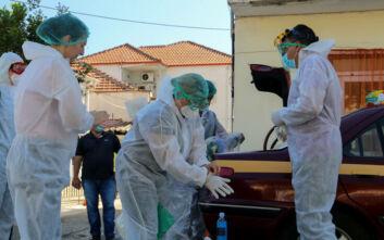 Αγοραστός: Έγιναν πάνω από 1.200 τεστ στον οικισμό Ρομά στη Νέα Σμύρνη