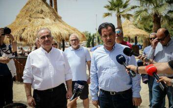 Άδωνις Γεωργιάδης για το άνοιγμα των παραλιών: «Όλα πήγαν 'ρολόι', ο ελληνικός λαός, με πειθαρχία και με υπομονή, έχει κερδίσει ένα μεγάλο στοίχημα»
