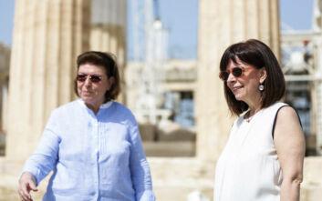 Μενδώνη για το άνοιγμα των αρχαιολογικών χώρων: Ξεχωριστή μέρα για την Ελλάδα