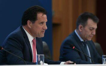 Γεωργιάδης: Ως προς τις στρατηγικές και μεγάλες επενδύσεις, πριν λίγες ημέρες λάβαμε από τις ευρωπαϊκές Αρχές 2,7 δισ. ευρώ