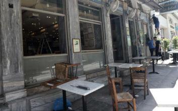 Ανοίγει την Δευτέρα η εστίαση: Τι θα ισχύει για καφετέριες και εστιατόρια