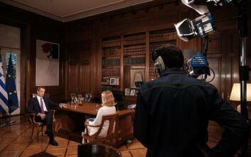 Ποιο βιβλίο έχει πάνω στο γραφείο του ο πρωθυπουργός Κυριάκος Μητσοτάκης