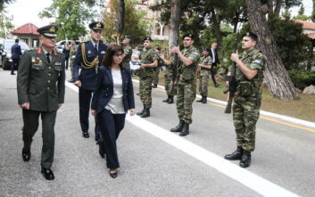 Σακελλαροπούλου: Επενδύουμε στην ειρηνική συνύπαρξη, όμως είναι αδιαπραγμάτευτη η προστασία των κυριαρχικών μας δικαιωμάτων