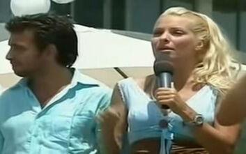 Όταν η Ελένη Μενεγάκη, αποχαιρετούσε τον Ant1, το 2005, για να πάει στον Alpha