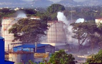 Διαρροή αερίου στην Ινδία: 9 νεκροί, 1.000 άτομα στα νοσοκομεία