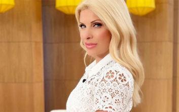 Μενεγάκη: Η «ωραία Ελένη» που ξεκίνησε ως μοντέλο και στέφθηκε βασίλισσα της ελληνικής τηλεόρασης