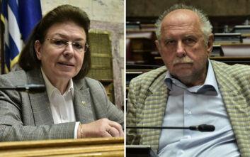 Βουλή: Έντονος διαπληκτισμός Σκουρολιάκου - Μενδώνη για τον ανελκυστήρα στην Ακρόπολη