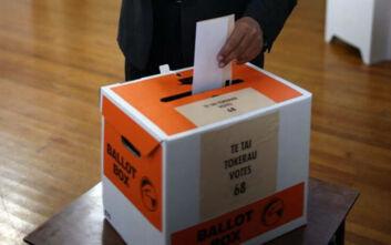 Ο κορονοϊός δεν «φρενάρει» τις εκλογές στη Νέα Ζηλανδία - Θα διεξαχθούν κανονικά τον Σεπτέμβριο
