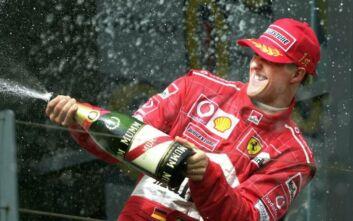 Μίκαελ Σουμάχερ, η μεγαλύτερη προσωπικότητα της Formula 1