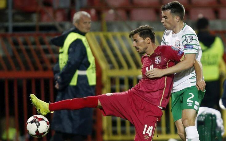 Στο ραντάρ της ΑΕΚ ο Σέρβος διεθνής μπακ Μλαντένοβιτς