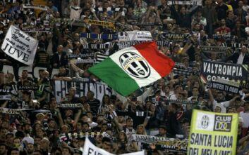 Η Γιουβέντους έσπασε παράδοση 123 χρόνων μετά από 4.371 επίσημα ματς
