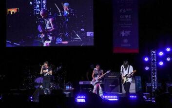Οι Red Hot Chili Peppers κάνουν... ρελάνς στον κορονοϊό και έρχονται στο Ejekt Festival 2021