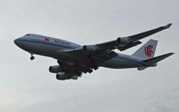 Με βεβαίωση θα ταξιδέψουν οι επιβάτες της Air China από τη Μόσχα στο Πεκίνο