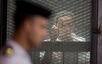 Η τραγική ιστορία του Αιγύπτιου σκηνοθέτη που πέθανε στη φυλακή επειδή «σατίρισε» τον πρόεδρο Σίσι
