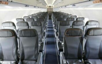 Κατά των κενών μεσαίων θέσεων στα αεροπλάνα η Διεθνής Ένωση Αερομεταφορών