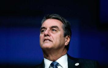 Ο πρόεδρος του Παγκόσμιου Οργανισμού Εμπορίου αναμένεται να αποχωρήσει πρόωρα από τη θέση του