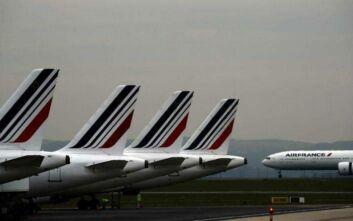 Η Air France σχεδιάζει να επαναφέρει σταδιακά τις πτήσεις μέχρι τα τέλη Ιουνίου