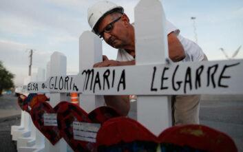 Πέθανε ο Greg Zanis, ο Έλληνας ομογενής «σταυροφόρος» κατά των μαζικών δολοφονιών στις ΗΠΑ