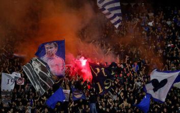 Οπαδοί της Αταλάντα ανέβασαν πανό με το οποίο ζητούν να μην ξεκινήσει η Serie A